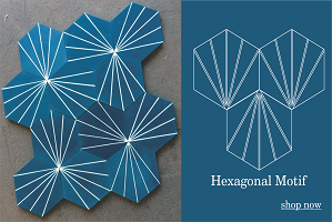 hexagonal sh...