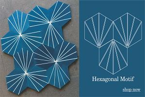 hexagonal sh...